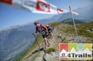 Day 3 of the 2013 Salomon 4 Trails Imst to Landeck, Austria